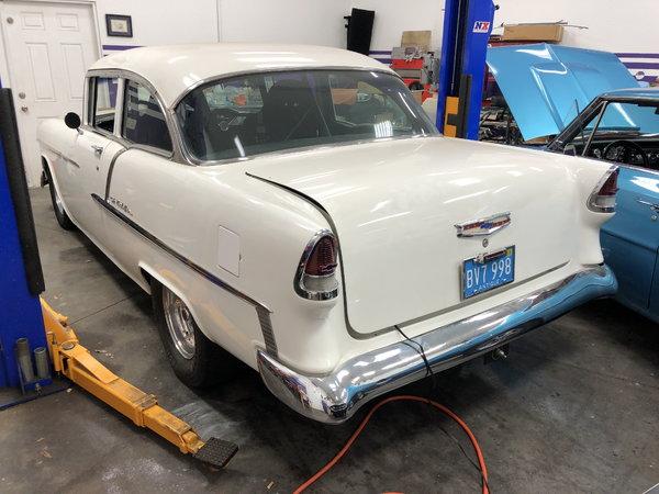 1955 Chevrolet Bel Air For Sale In Crystal River Fl Price 45 000
