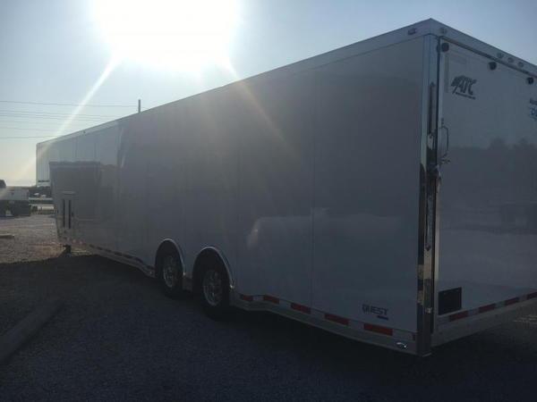 2020 ATC 8.5x40 Car/ Racing Trailer  for Sale $36,000
