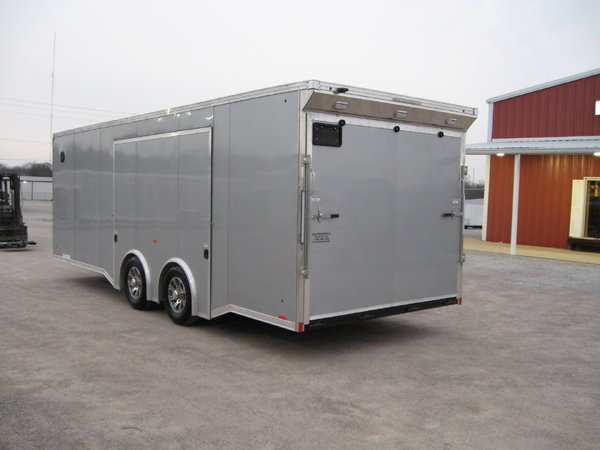 24' Pace Cargo Sport Enclosed Car Trailer