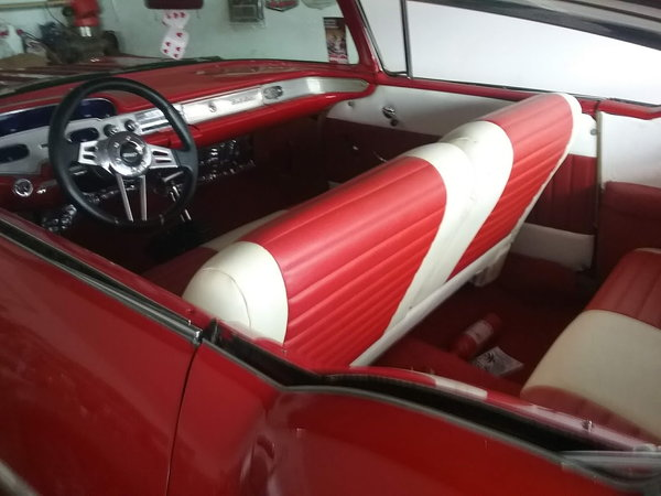 FOR SALE 1958 Chevy Belair Mild Custom  for Sale $20,000