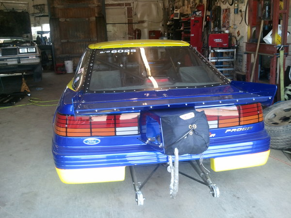 91 Ford Probe GT  for Sale $45,000