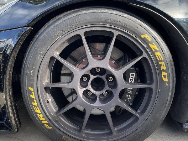 2008 Corvette C6 Z06 Track Car  for Sale $69,000