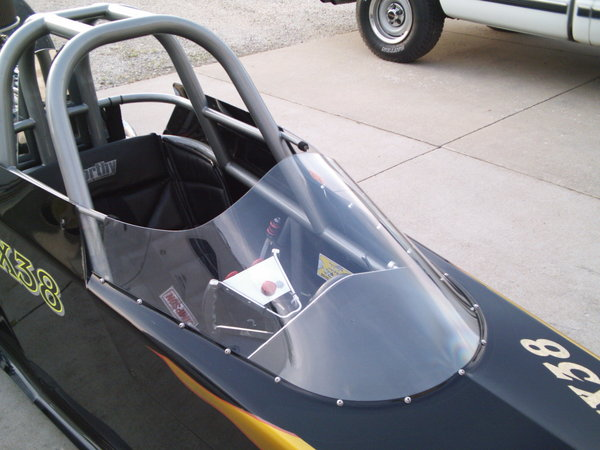 Dragster Windshields  for Sale $160