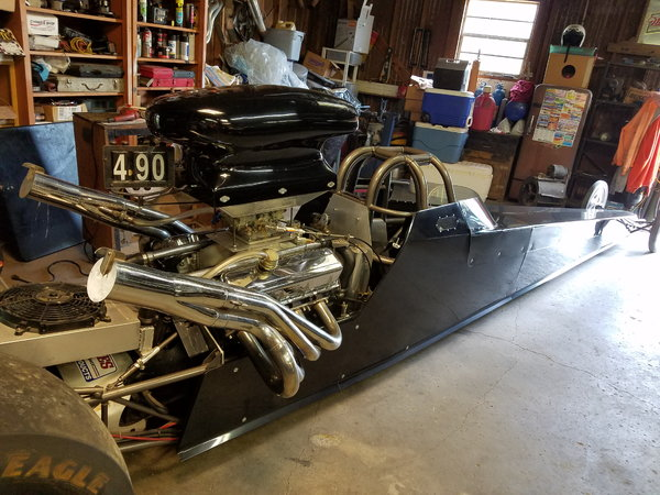 Dragster for sale in Pittsburg, KS, Price: $5,000
