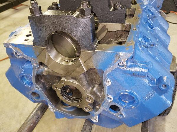 New Dart 351W Iron Eagle block  for Sale $3,000