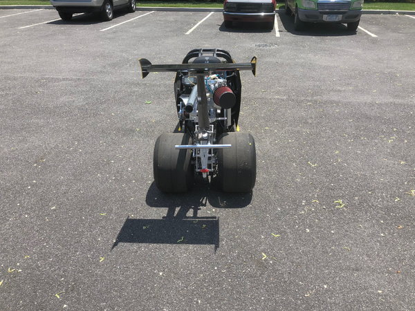 2014 Half Scale Jr Dragster  for Sale $10,500