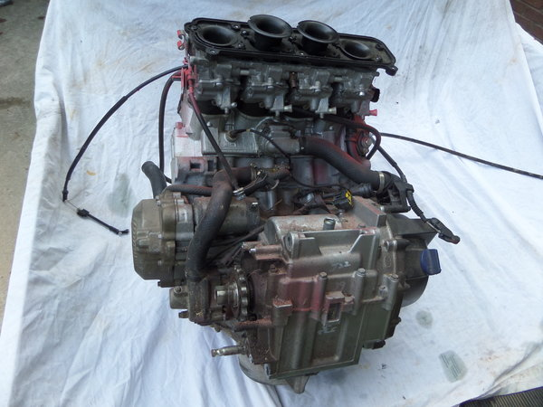 2008 Kawasaki ZZR600 Engine  for Sale $400