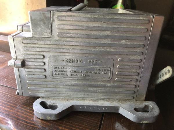 Kendig PrePatent VVC  for Sale $800