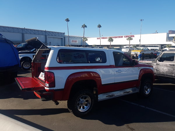Hand Built K5 Blazer SEMA Featured Vehicle   for Sale $50,000