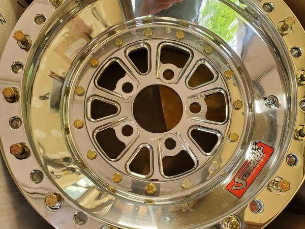 Sanders Engineeeing Drag Wheels  for Sale $1,000