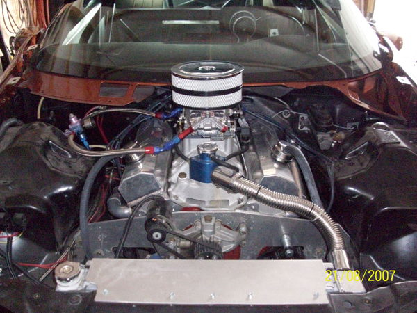 1993 DRAG/PROSTREET CARAMO  WITH TITLE.  for Sale $16,000
