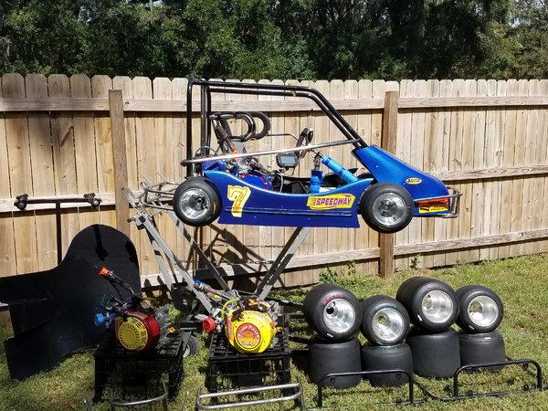 Rage Champ Kart  for Sale $4,000