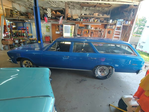 1966 Chevrolet Chevelle  for Sale $27,500