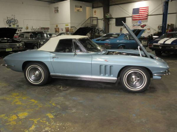 1966 Chevrolet Corvette ... ONE OF A KIND   for Sale $73,500