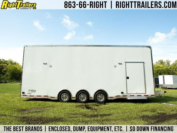 2020 Race Trailer Stacker Trailers - ATC Stacker Experts - C