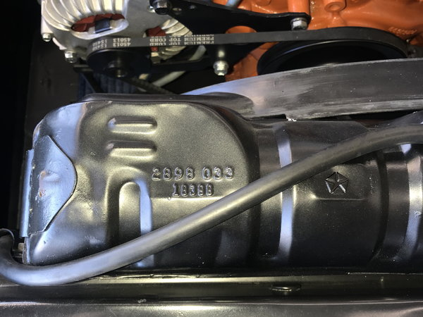 1968 Dodge Dart  for Sale $75,000