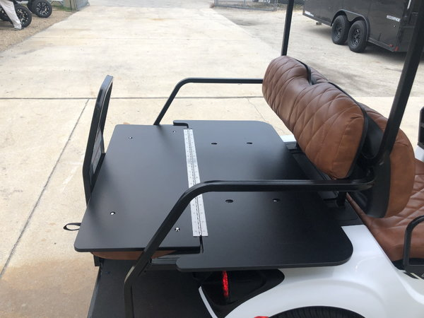 2019 Yamaha Concierge Gas Golf Cart 6 Passenger - White