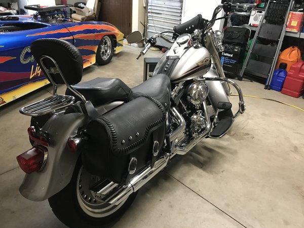 2008 Harley Fatboy