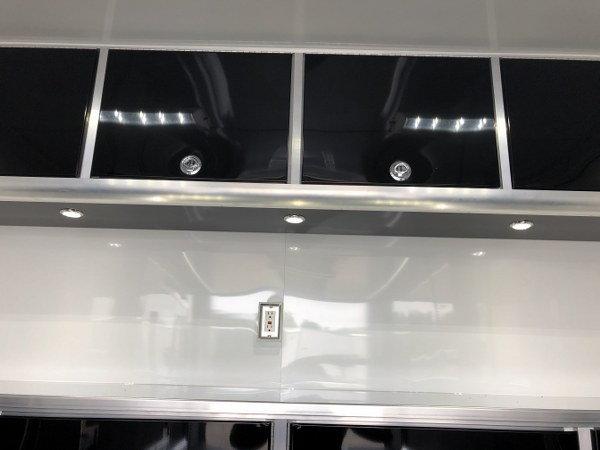2019 ATC 22' Aluminum Stacker with Escape Door