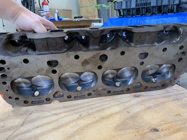 Corvette Cylinder Heads  for Sale $1,300
