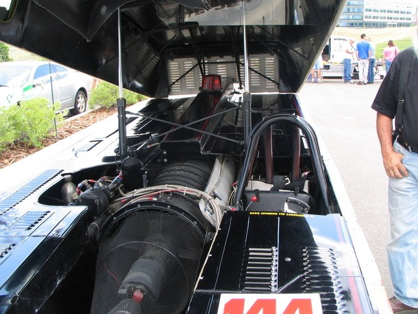 Jet Van Turbojet Dragster  for Sale $53,500