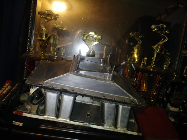 Bbc Sheetmetal Big Hp  Intake Cfe for sale in wilmore, KY, Price: $1,600