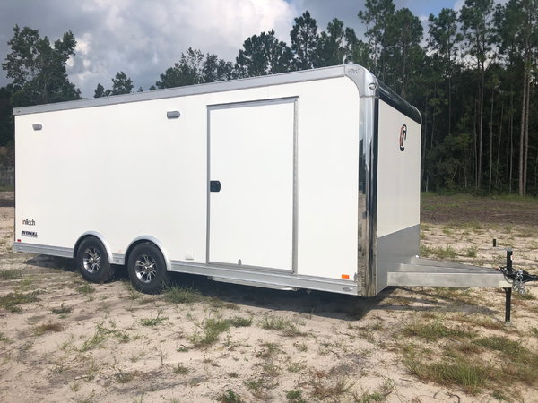 2019 inTech Icon 20'All Aluminum Tag Trailer  for Sale $21,499