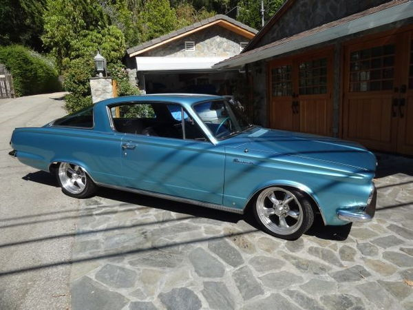 1965 Plymouth Barracuda  for Sale $10,890