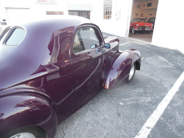 Steel Body Willys  for Sale $59,999
