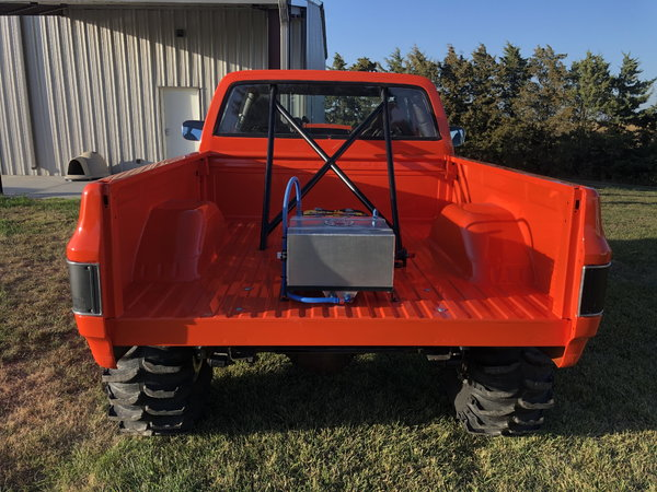 1978 Chevy short box  for Sale $25,000