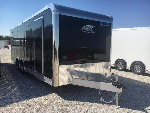 2019 ATC 8.5x24 Car/Racing Trailer  for Sale $23,375