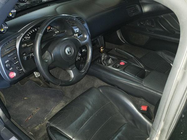2001 Honda S2000  for Sale $20,000