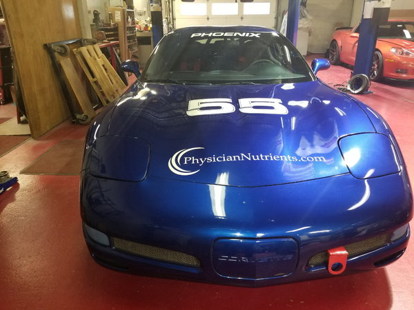 '99 FRC Corvette C5 T-1 prep Track Day Car  for Sale $34,000