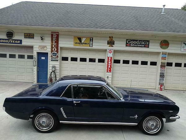 1965 Ford Mustang  for Sale $21,500