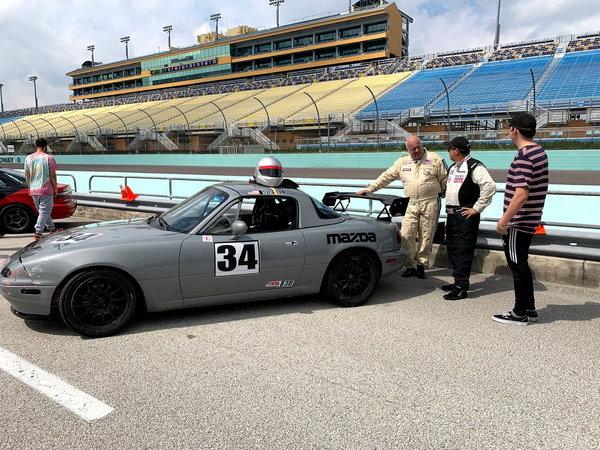 STU 91 MIATA RACECAR  for Sale $17,000