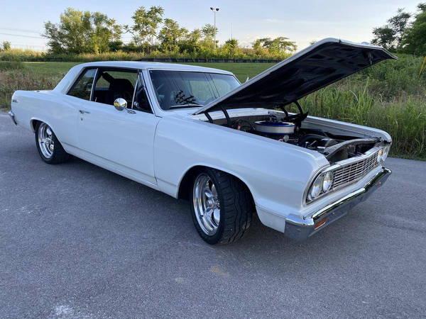 1964 Chevrolet Malibu  for Sale $37,500