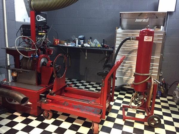 Stutska Engine Dyno  for Sale $29,000