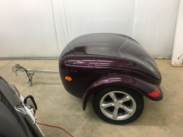 1997 Plymouth Prowler  for Sale $41,000