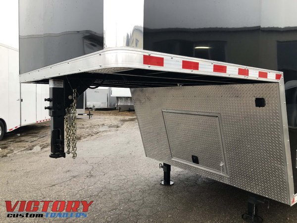 2020 Bravo 40' Gooseneck Sprint Car Trailer
