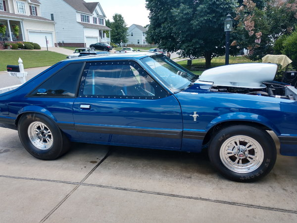 Mustang Cobra drag car  for Sale $12,000
