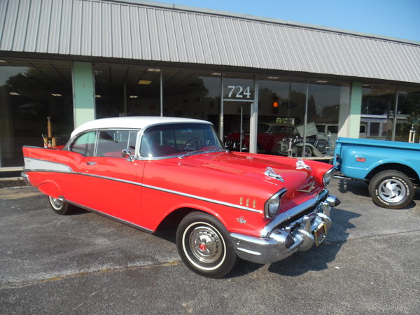 1957 Chevrolet Bel Air  for Sale $37,000