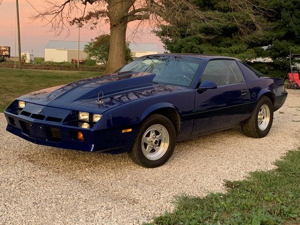1984 Chevrolet Camaro  for Sale $7,900