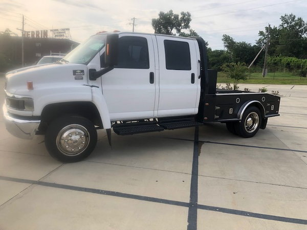 2008 Chevrolet Kodiak 5500  for Sale $39,500