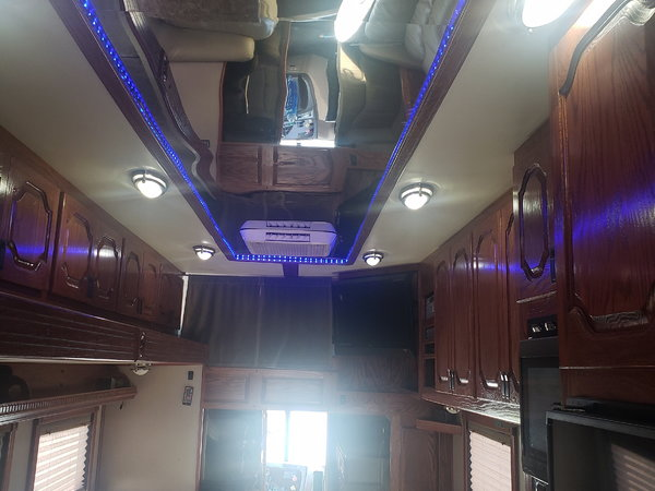 2006 S&S hauler with liftgate trailer  for Sale $269,000