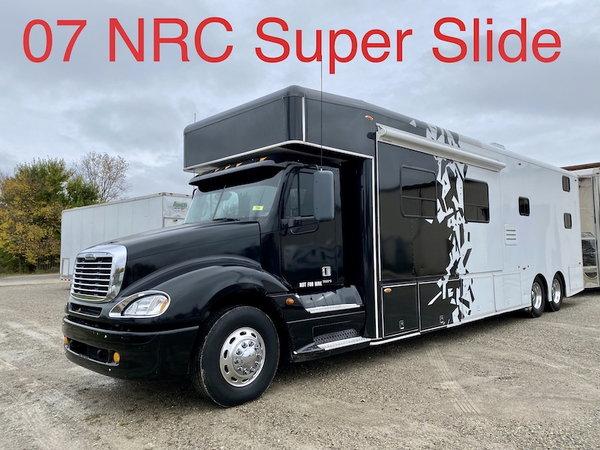 2007 NRC SuperSlide