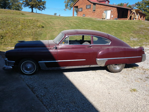 1949 Cadillac Series 62  for Sale $23,000
