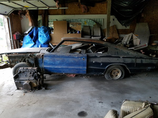 1966 Dodge Charger  for Sale $5,000