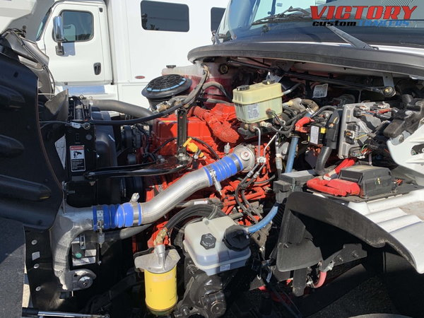 Brand New 2014 Freightliner M2 SportChassis
