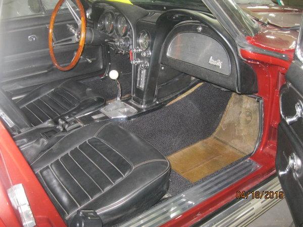 1966 CHEVY CORVETTE CONVERTIBLE  for Sale $58,000