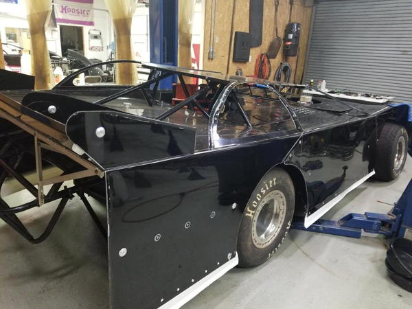 2011 Barry Wright Race Car BWRC  for Sale $7,000